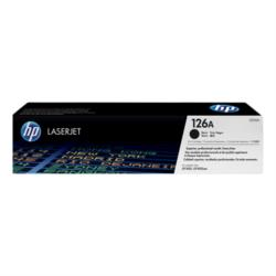 HP 126A -CE310A Black Toner Cartridge